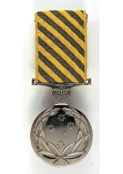 Conspicuous Service Medal Department Of The Prime Minister And Cabinet