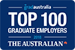 Top 100 Graduate Employer 2018