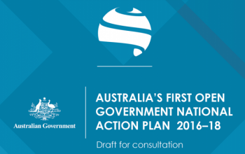 Australia's first open Government National Action Plan 2016-18