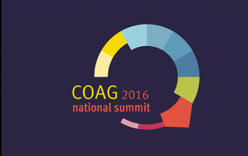 COAG 2016 National Summit logo