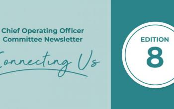 Chief Operating Officer Committee Newsletter Connecting Us Edition 8