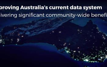 Improving Australia's current data system. Delivering significant community-wide benefits.