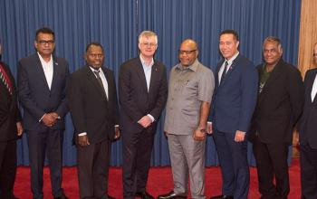 The inaugural meeting of the Heads of Pacific Prime Ministers' Departments has taken place in Brisbane