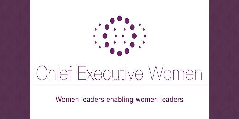 hief Executive Women logo, with the descriptive line: women leaders enabling women leaders