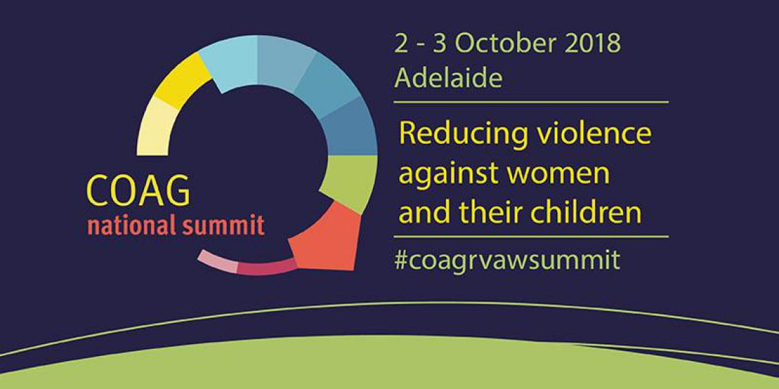 COAG National Summit Logo