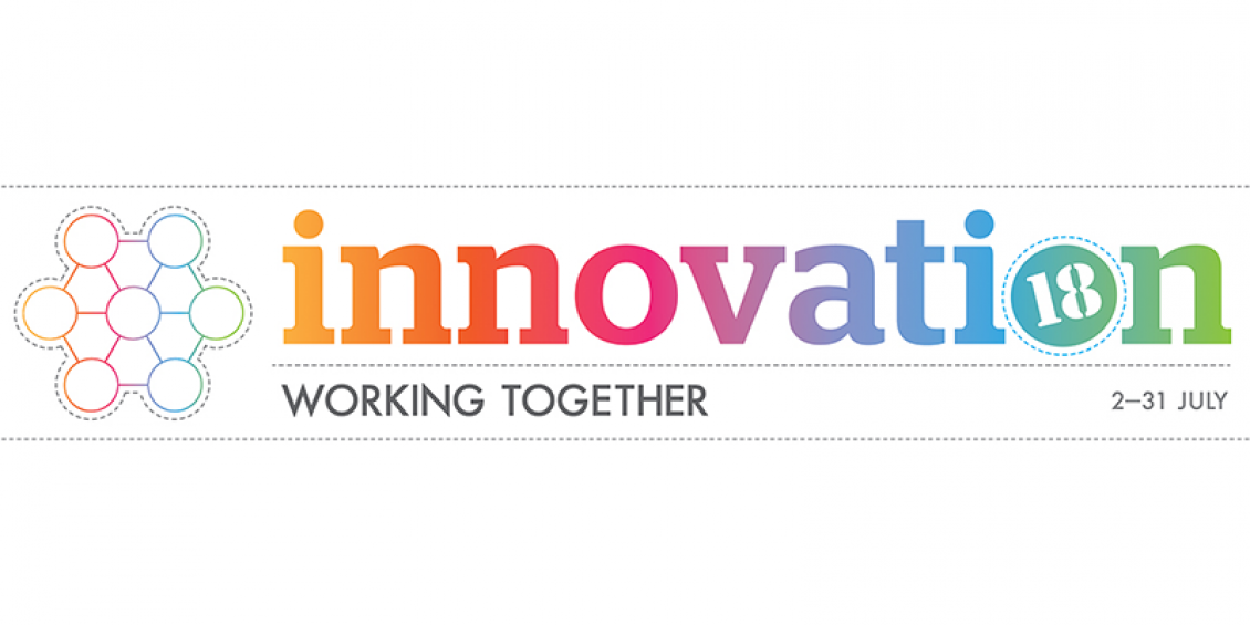 Innovation working together 2-31 July 2018