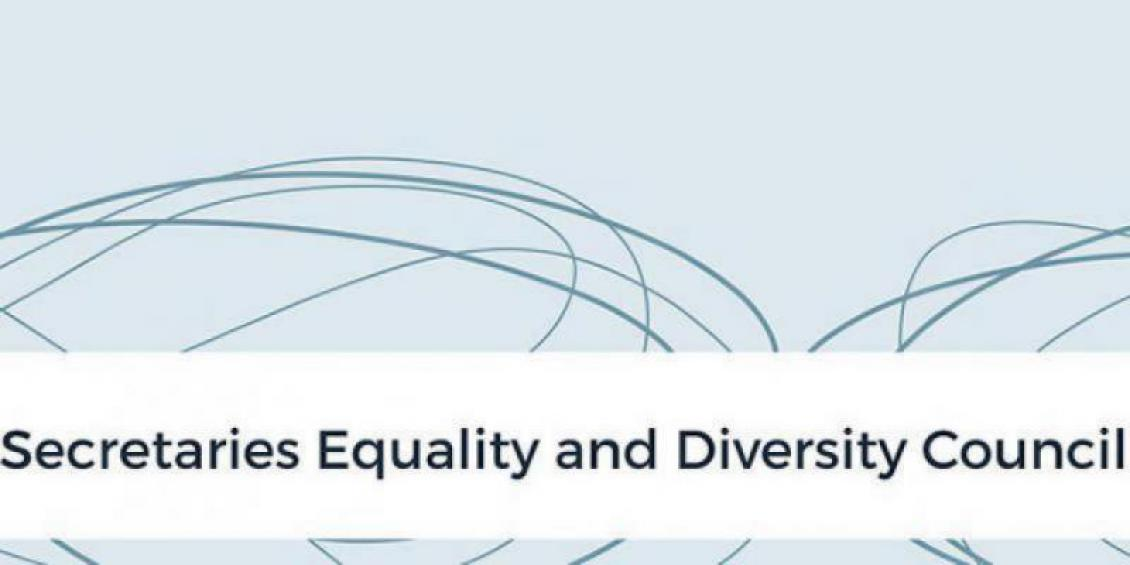 Logo for Secretaries Equality and Diversity Council
