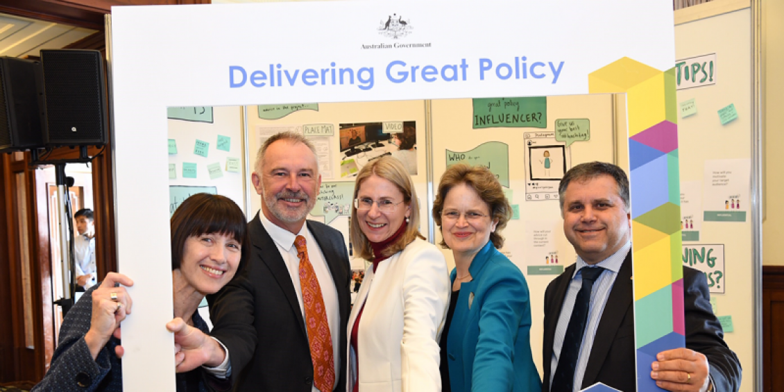 Delivering Great Policy