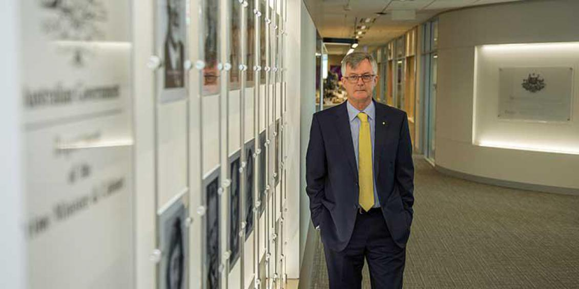 Department of the Prime Minister and Cabinet Secretary, Martin Parkinson