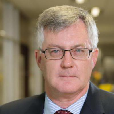 A photo of Martin Parkinson.