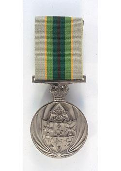 Australian Service Medal front
