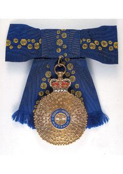 Officer of the Order of Australia - female medal