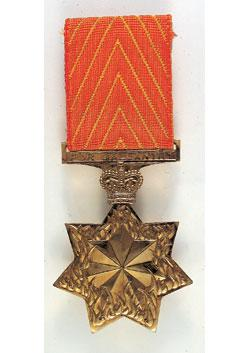 Star of Gallantry front