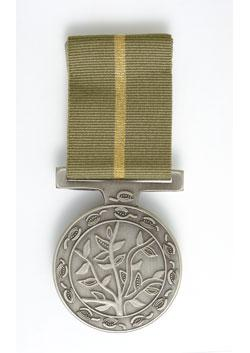 Humanitarian Overseas Service Medal front