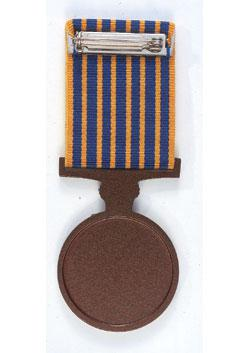 National Medal back