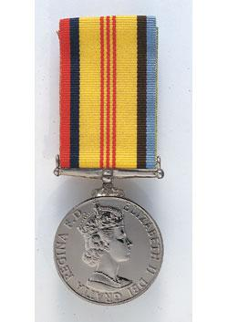 Vietnam Logistic and Support Medal front