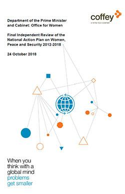 Final Independent Review of the National Action Plan on
