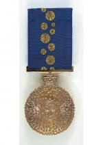 Medal of the Order of Australia front