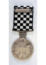 Police Overseas Service Medal front