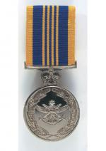 Defence Long Service Medal front